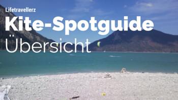 Kitespot Guide - Kitesurfing - Kiteboarding - Secret Spot - Windspot - kiten