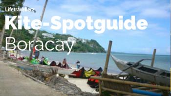 Kitespot Guide Boracay, Kitesurfen auf den Philippinnen, luigiontour, Lifetravellerz Reisebericht