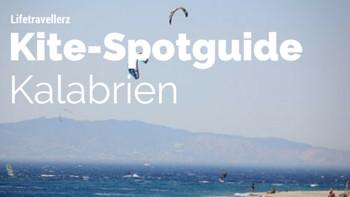 Kitespotguide Kalabrien, Kitesurfen in Kalabrien, Lifetravellerz Roadtrip, luigiontour, Italien