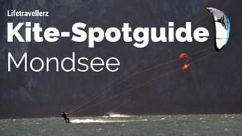 Kitespotguide Mondsee, Kitesurfen am Mondsee, Nebelwind, Snowkiting.at, luigiontour, Lifetravellerz