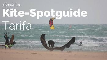 Kitespot Guide Tarifa-Getares-Bolonia-Landebahn-Valdevaqueros-Canos de Meca