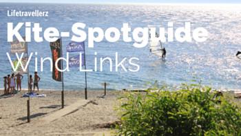 Windlinks für Kitesurfer, Salzburgerland, Lifetravellerz, Windsurfen
