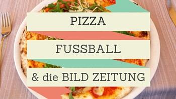 Pizza - Fussball - Bild Zeitung - Statistik - Fussballklub - Fussballclub