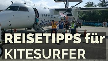 Reisetips für Kitesurfer, Kitesurfing, kiten auf reisen, kitereise