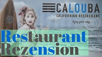 Restaurant Calouba - Thalgau - Restaurant Test - Californian Restaurant