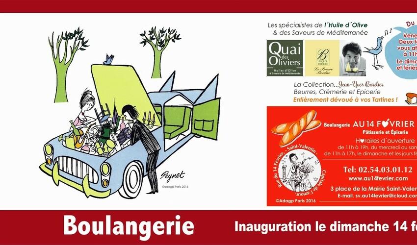 Carte Invitation Sv Au14fevrier ページ!