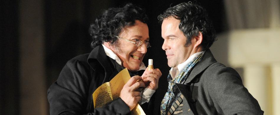 Die Meistersinger Opernreise Glyndebourne Festival England Großbritannien