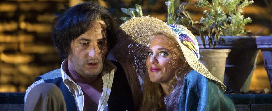 Die Hochzeit des Figaro Opernreise nach Glyndebourne England Großbritannien