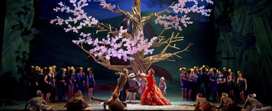 Das schlaue Füchslein von Leos Janacek Opernreise nach Glyndebourne England Großbritannien