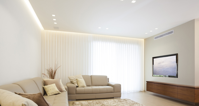 Abgehängte Decke Beleuchtung Detail: Stein Auf Zur Sonne ... Deckenbeleuchtung Wohnzimmer Selber Bauen