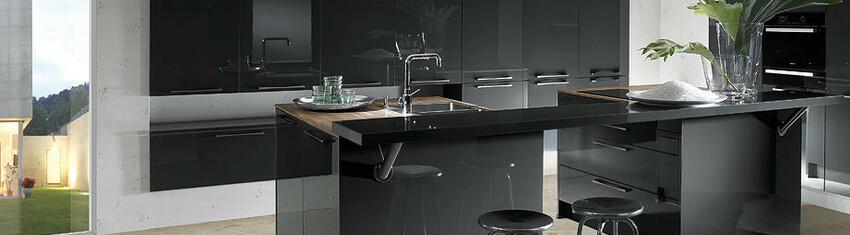 Cuisine design haut de gamme cuisine interieur design for Cuisine interieur design