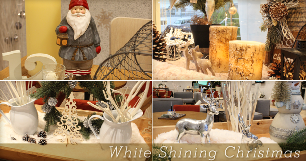 White Shining Christmas