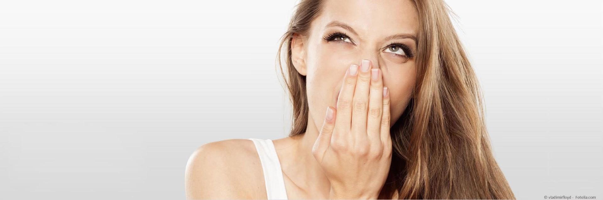 Hilfe gegen Mundgeruch in Eichenau