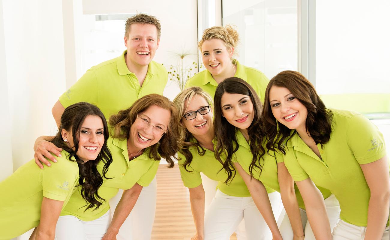 Die Zahnarztpraxis Dr. Rathgeber Aalen
