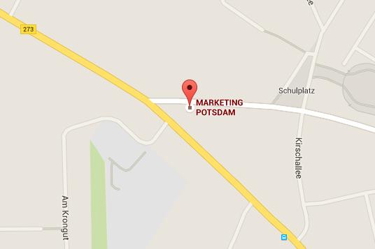 Wo Sie MAPO-Marketing-Potsdam finden, Schulplatz.7, 14469 Potsdam