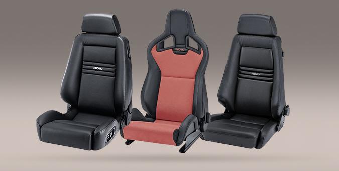 Recaro Kfz-Sitze