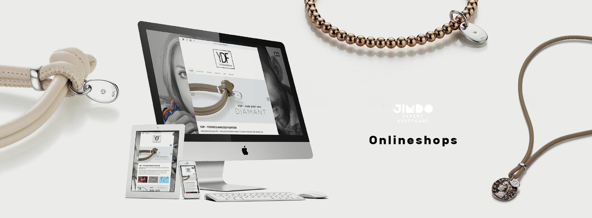 Jimdo Expert Stuttgart - Webdesign Onlineshop - Peter Scheerer