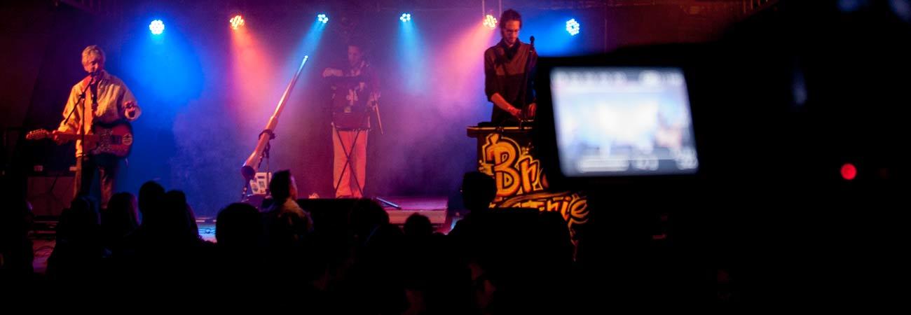 photgraphe concert