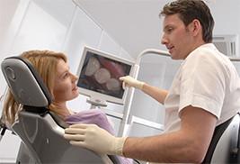 Service der Zahnarztpraxis