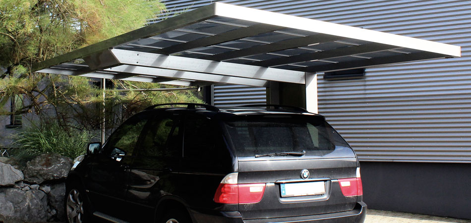 carport aus polen carport aus holz u projekte with. Black Bedroom Furniture Sets. Home Design Ideas