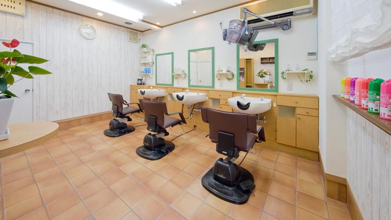 神戸市兵庫区の美容室フェイス
