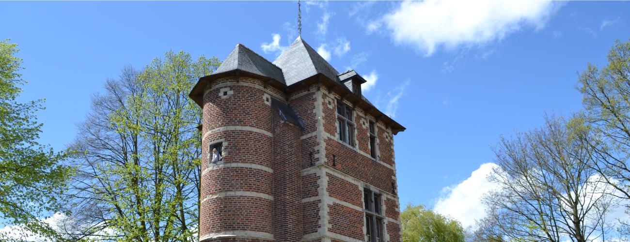 La tour de Guet à Nivelles