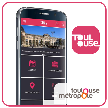 Application Toulouse