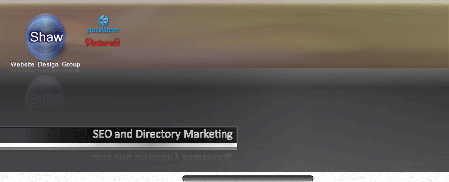 Image of Shaw's SEO and Directory Marketing Services header image