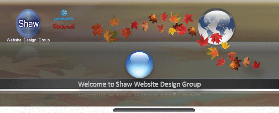 image of Shaw Website Design Group's Opening Header