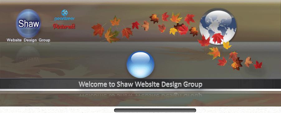 image of Shaw Website Design Group's Opening Header