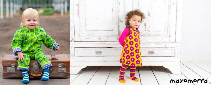 maxomorra, skandinavische kindermode und bio babykleidung