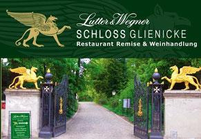 Partner Cat's Crew, Schloss Glienicke Eventlocation