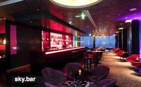Partner Cat's Crew, sky.bar, Berlin, Hotel Andels
