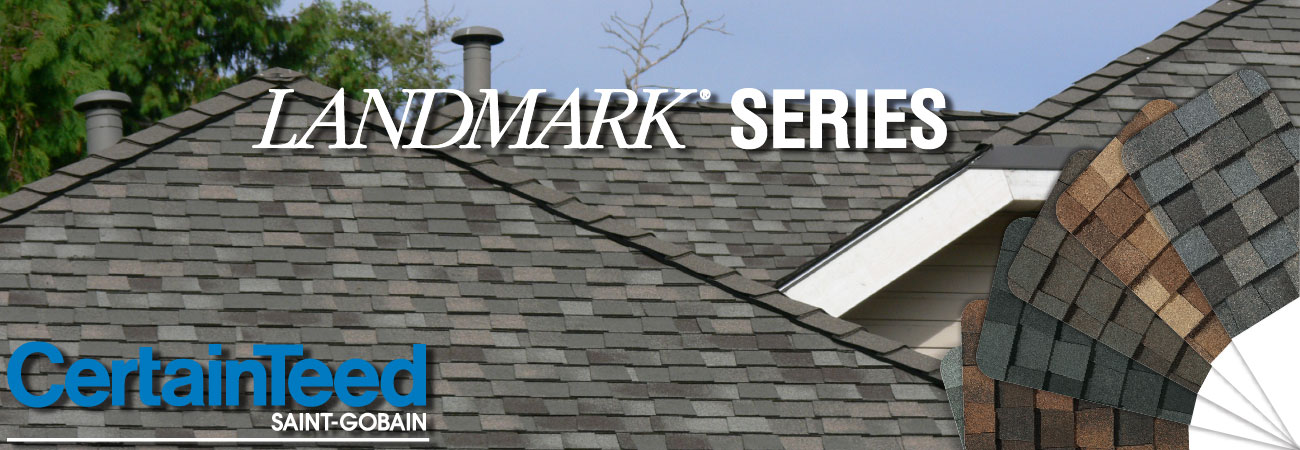 galeria zdjęć dachów pokrytych gontem certainteed model landmark