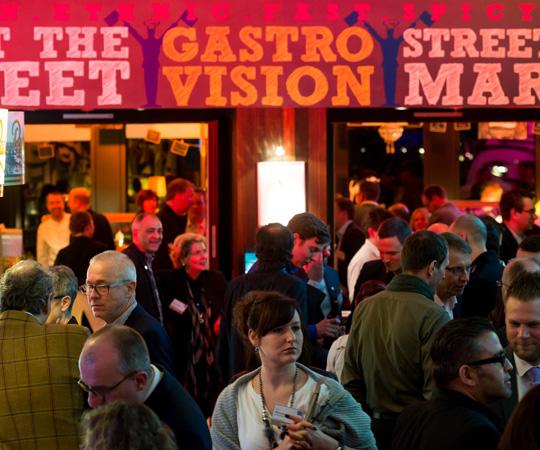 Gastro Vision Einladung beantragen