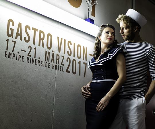 Gastro Vision - Gastronomie Messe in Hamburg