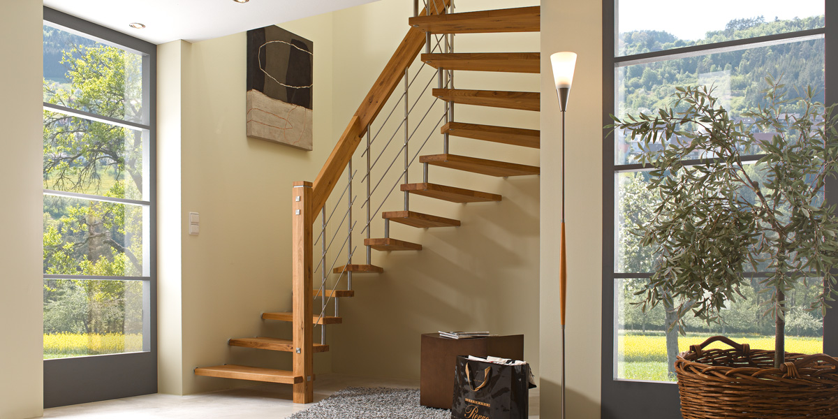 Treppe Design. Awesome Design Treppe Holz Lebendig Aussieht Images ...