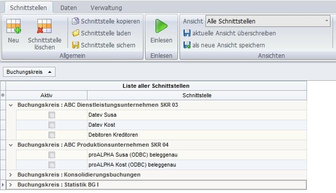 SWOT-Schnittstellen-Dialog