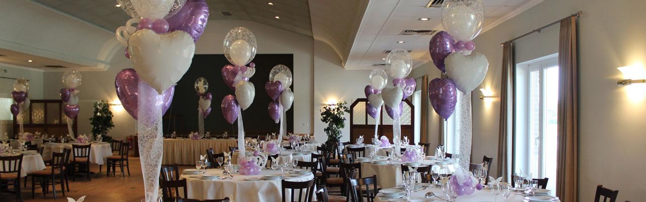 Bilder ballonk nstler aus bremen for Dekoration mit luftballons