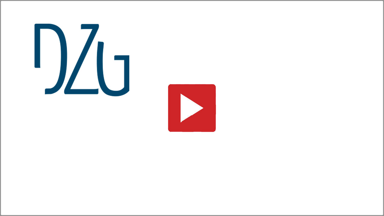 Erklärvideo für DZG