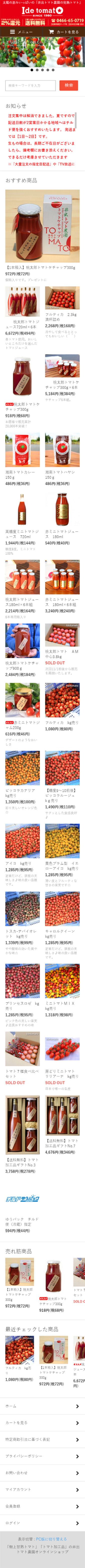 井出トマト様AFTER