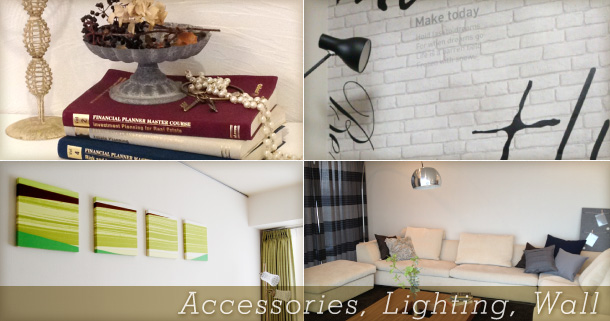 Accessories, Lighting, Wall