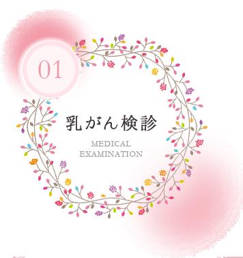 01.乳がん診察