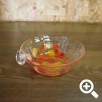 RED 灰皿 オプション ひび模様