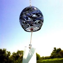 ガラスの風鈴