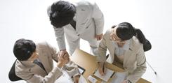 スタッフの質の向上をはかる