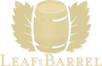 Leaf and Barrel Logo