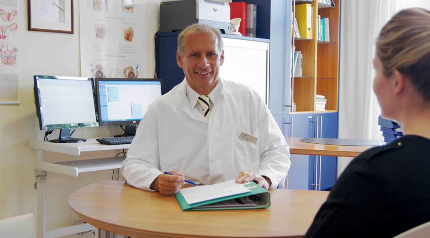 Prof. Dr. med. habil Bojahr