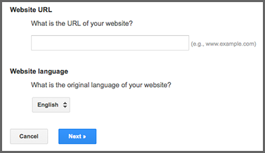 How To Add Google Translate To Your Website Jimdo Support Center