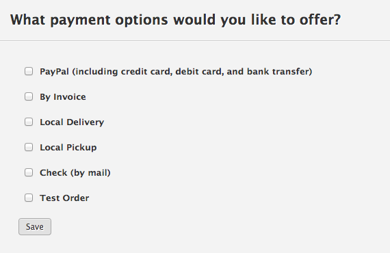 about billing center payment options